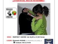 NUEVAS CLASES DE DEFENSA PERSONAL PARA MUJERES Y HOMBRES
